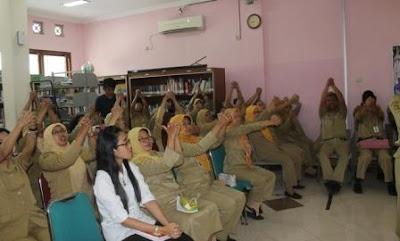 Kantor Arsip dan Perpustakaan Daerah Kota Yogyakarta Pelatihan Service Excellence