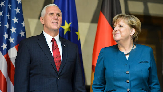 Merkel's Message to US: NATO is not 'Obsolete' - and neither is the Russian Boogeyman