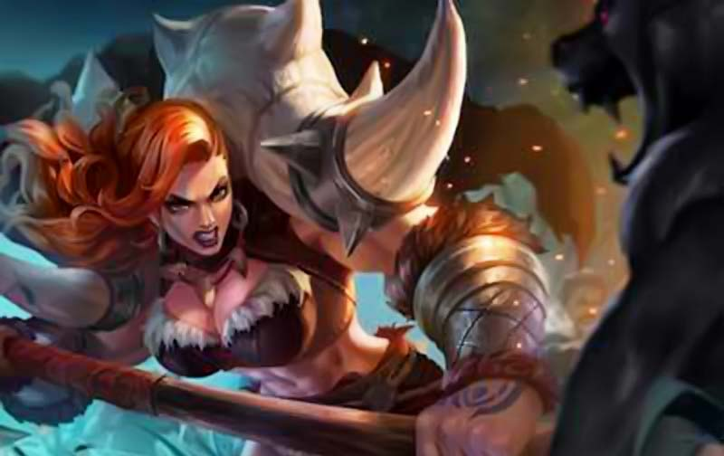 Hero Mobile Legends Quote Dengan Audio Dan Video Cara Main Hilda