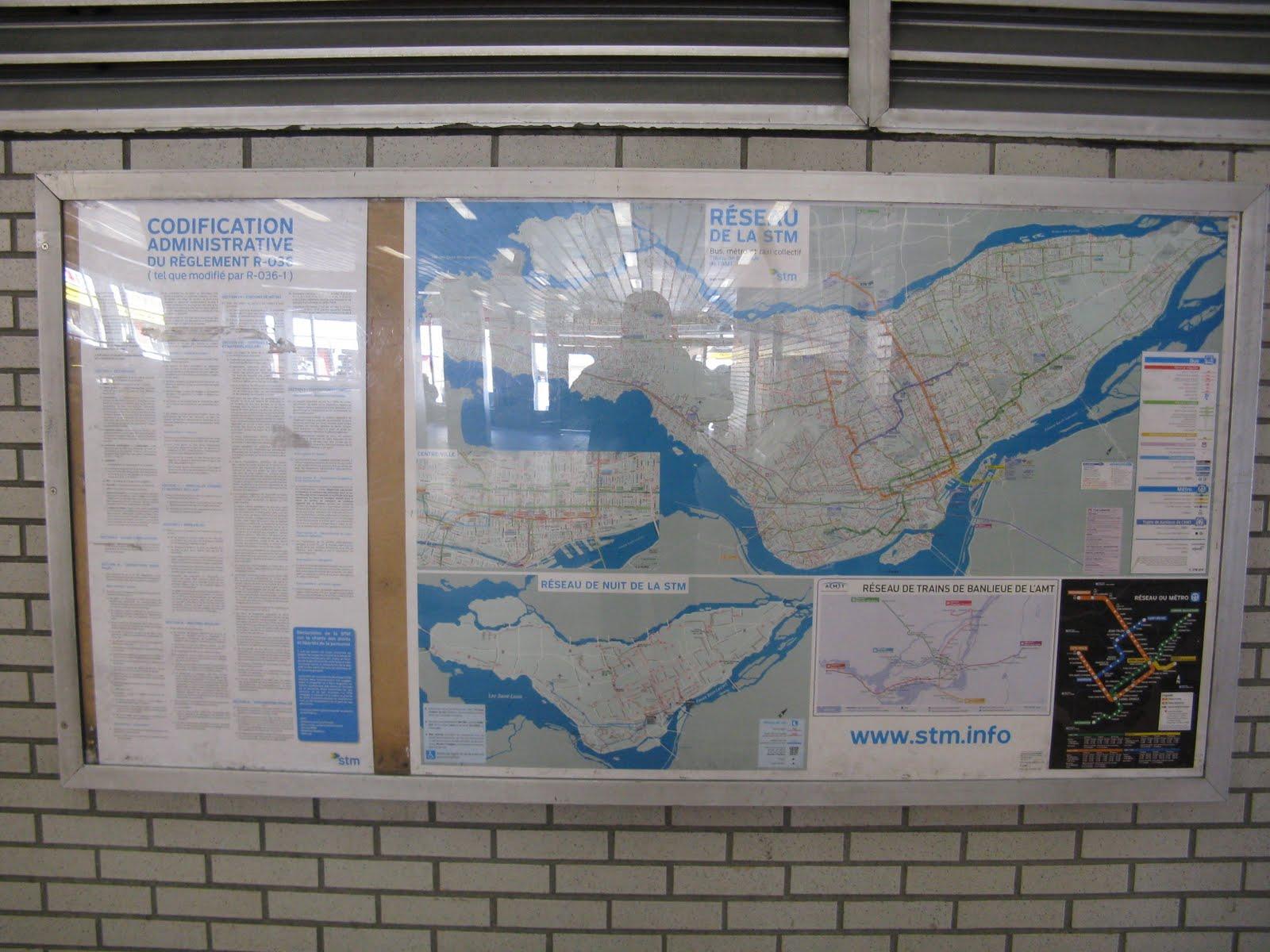 Stcum Metro Map.Mapsmontreal C Gwilym Lucas Eades Map 38 Metro Map Large Size Jarry