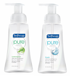 softsoap pure hand soap 3