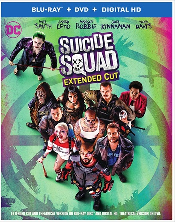 Suicide Squad 2016 English EXTENDED Bluray Movie Download