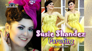 Susie Shandez Single Baru PARUSING