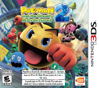 Pac-man And The Ghostly Adventures 2, 3DS, Español, Mega