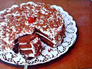 Gambar Resep Black Forest Cake