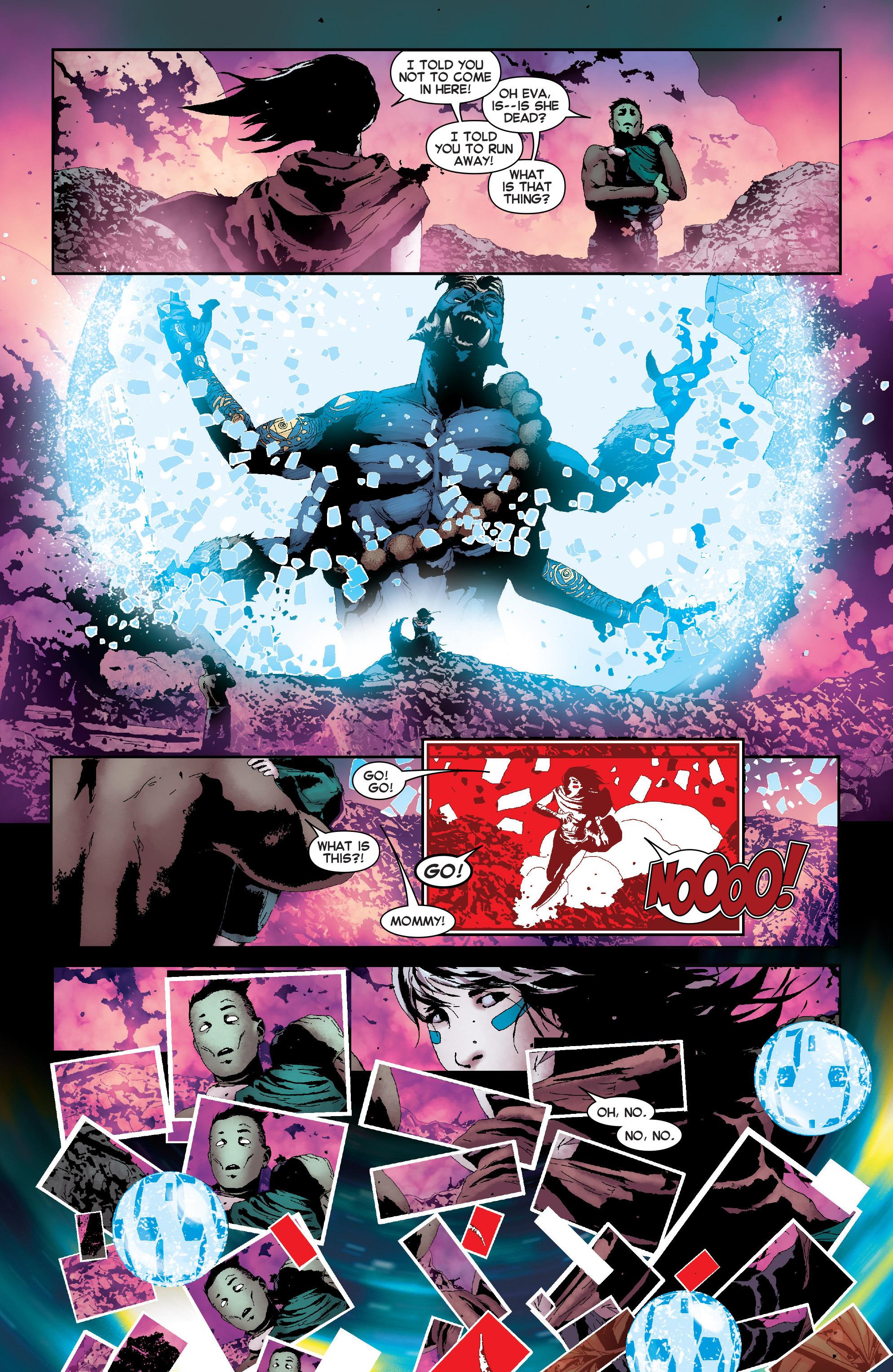 Read online Uncanny X-Men (2013) comic -  Issue # Annual 1 - 26
