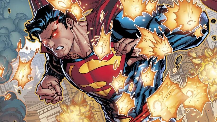 Superman, DC, Comics, 4K, #4.2912