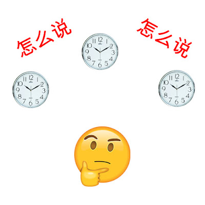 Bagaimana Menyebutkan Waktu Bahasa Mandarin