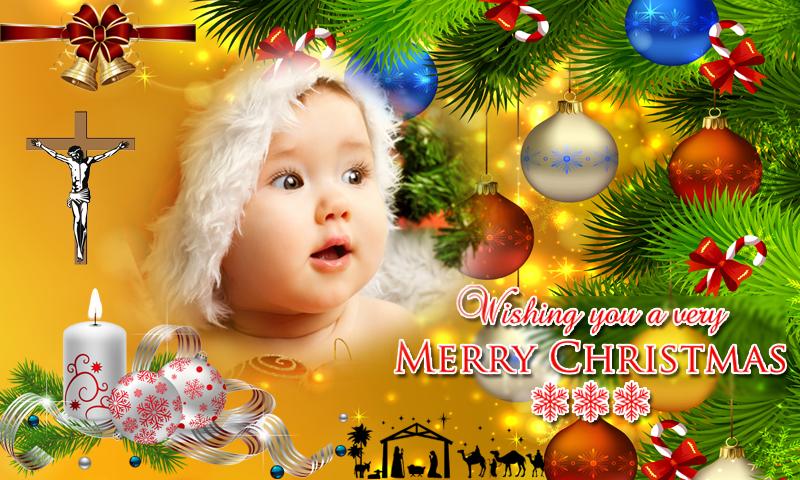 christmas photo editor app download link screenshots