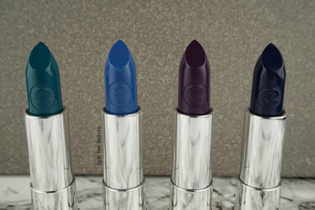 essence matt matt matt vibrant shock lipstick review swatches