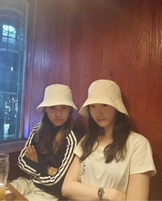 SNSD Yoona Lee Hyori Noraebang