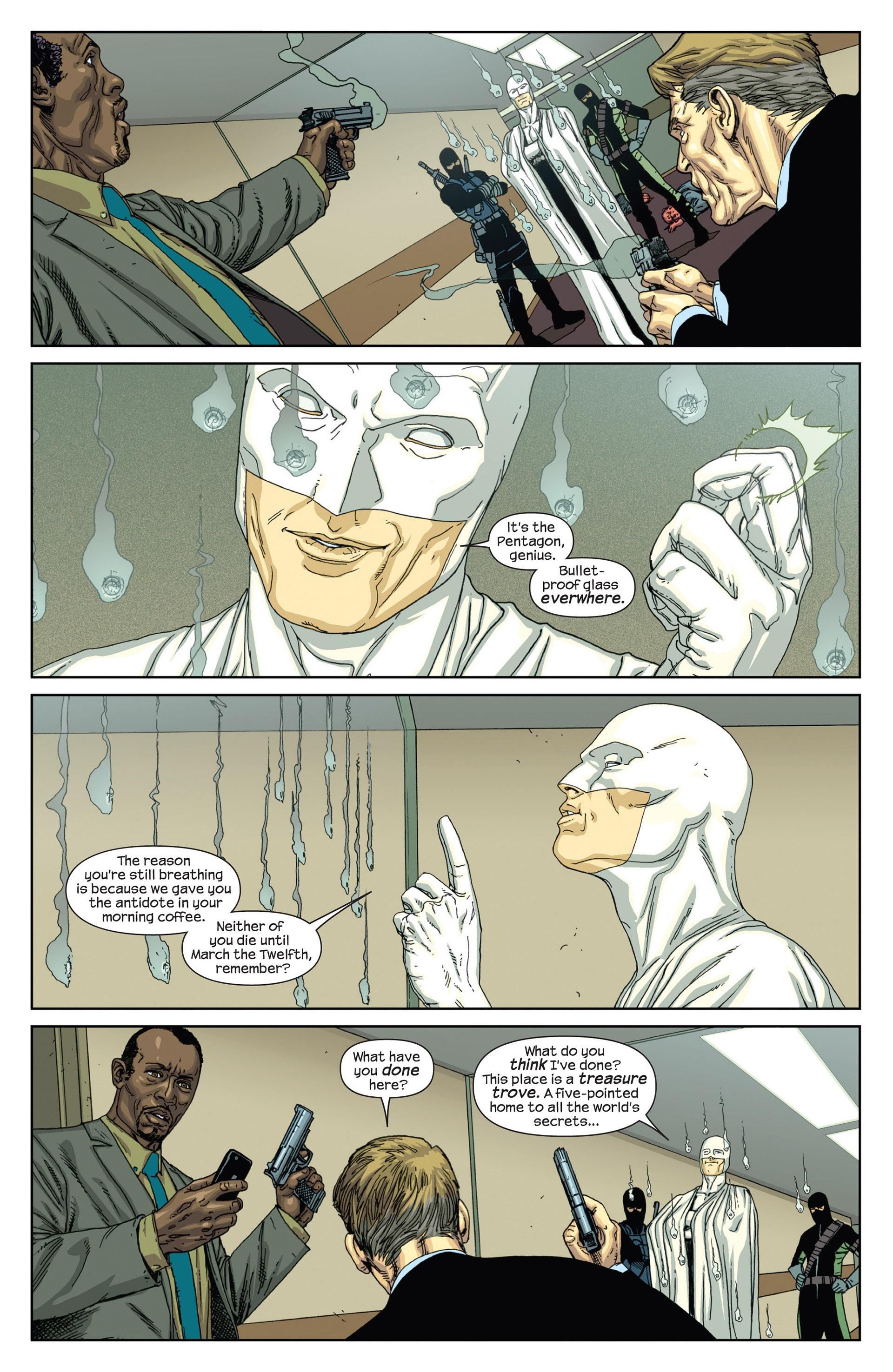 Read online Millar & McNiven's Nemesis comic -  Issue #2 - 14