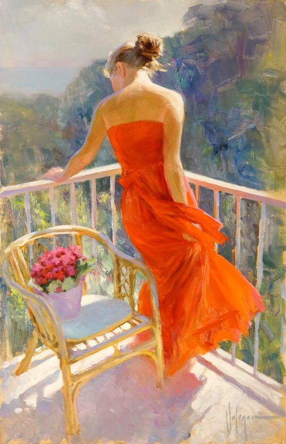 Vladimir Volegov    D  D    D   D   D   D  C D   D   D  D  E D    D   D   D  E D   D    Russian Figurative painter   Tutt'Art@ ()