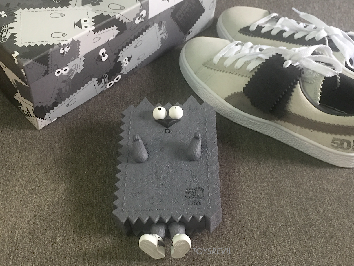 98b87b472380 Toy-Review  Graytone WORTH CAT by Michael Lau x PUMA