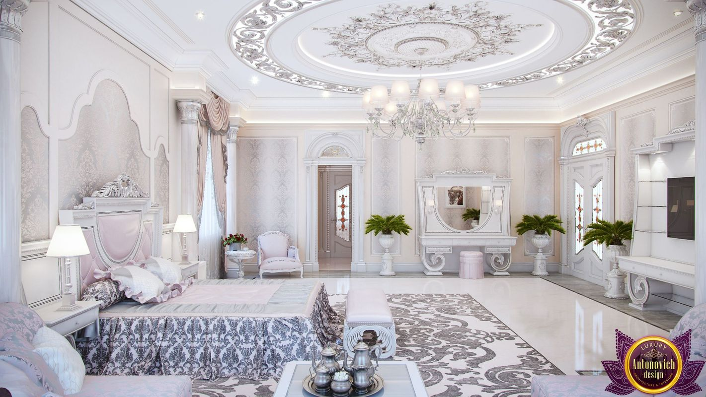 Luxury antonovich design uae luxury bedroom designs of for Luxury bedroom design