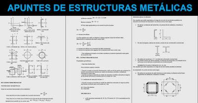 Apuntes de estructuras metálicas