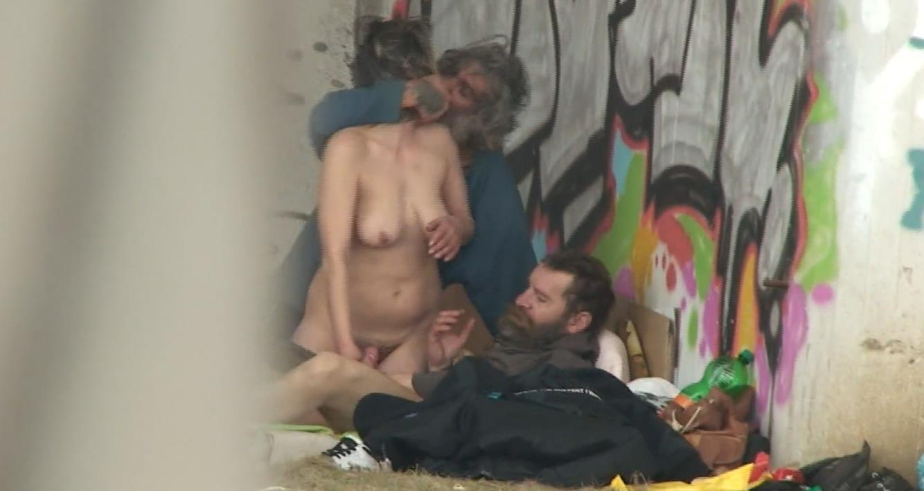Remarkable, very Real sex with homeless porn opinion, error