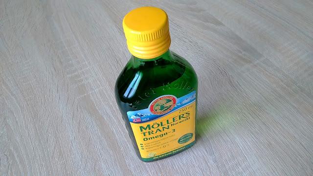 tran syrop o smaku cytrynowym moller's