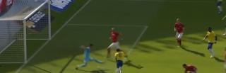 البرازيل تفوز على النمسا 3-0 بعد أداء متميز