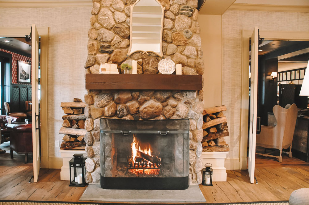 taconic fireplace