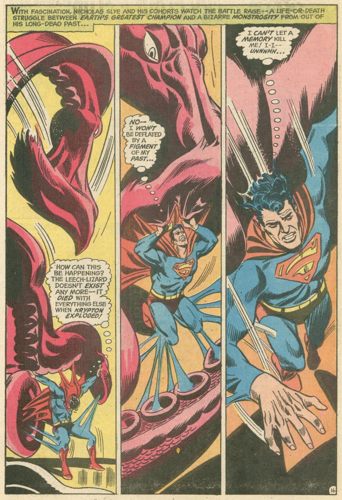 Read online World's Finest Comics comic -  Issue #207 - 21