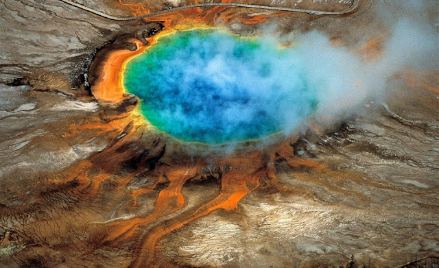 Yellowstone super-volcano has a different history than previously thought