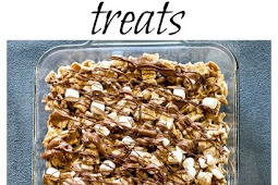 No-Bake S'mores Treats