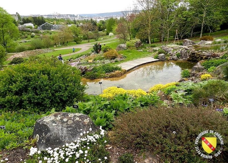 Patrimoine De Lorraine Villers Les Nancy 54 Le Jardin Botanique