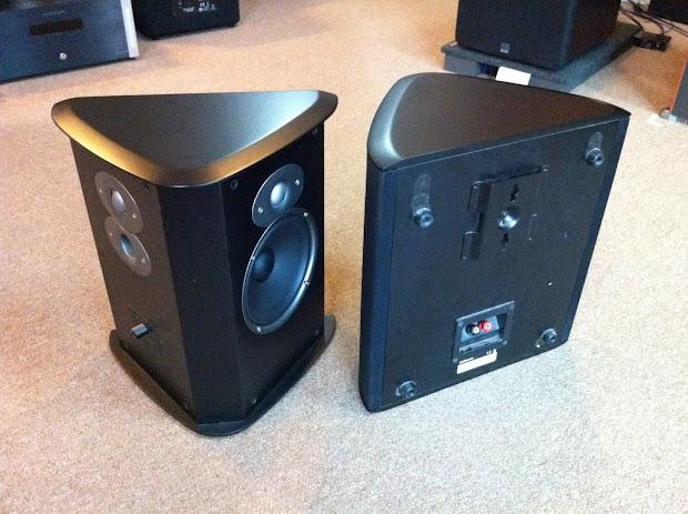 Maxx Audio Visual Polk Rti A5 Csi A6 & Xi 5-speaker Package Used