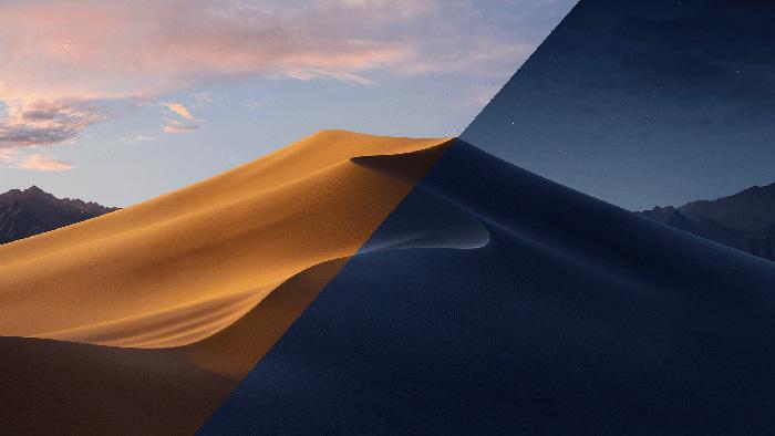 Mojave Wallpaper Engine