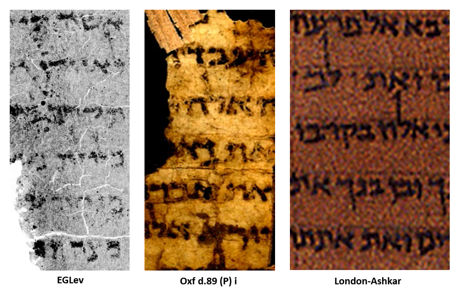 dating ancient texts