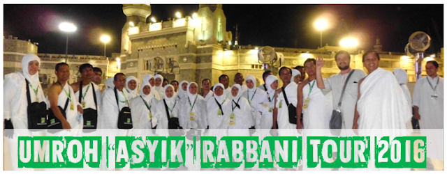 Rabbani Tour, Travel Umroh