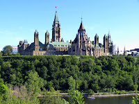 Blick auf den Parliaments Huegel