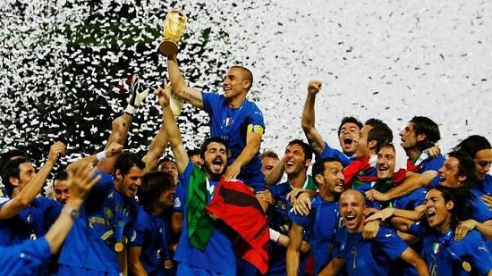 Đức giành vô địch tại World Cup 1974 mình đăng cai.