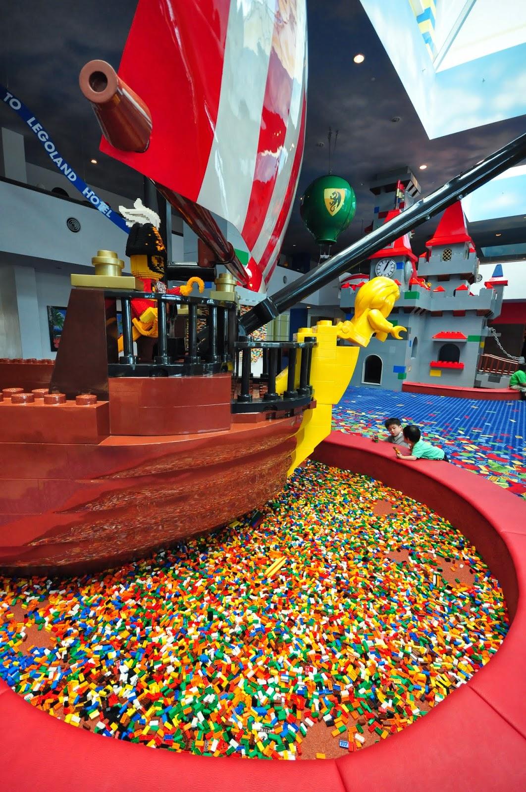 Legoland Hotel Malaysia & Traders Hotel Johor Bahru ...