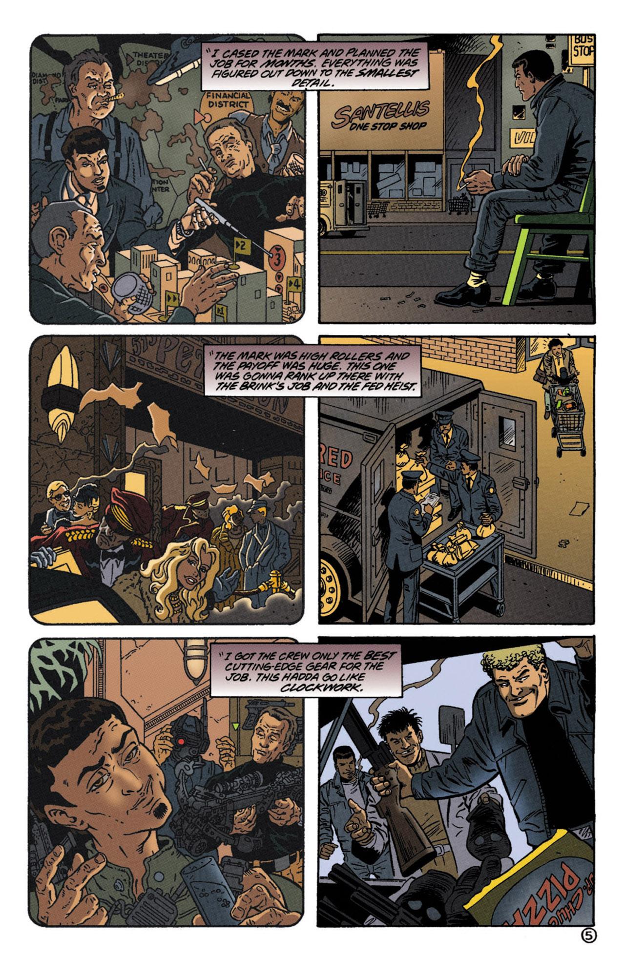 Detective Comics (1937) 719 Page 5