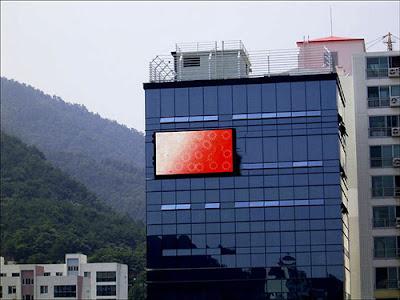 Cung cấp màn hình led p4 outdoor ngòai trời chính hãng tại Vĩnh Long