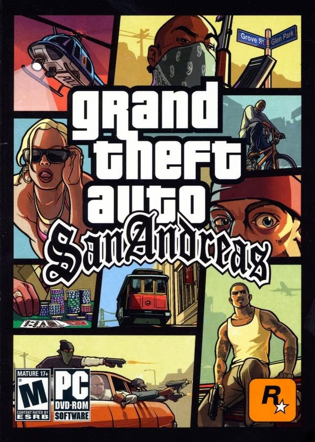 Download GTA San Andreas for PC Full RIP