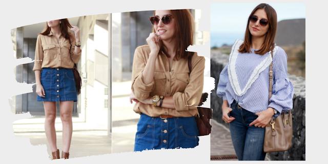 Saia do Óbvio: Composições com Camisa