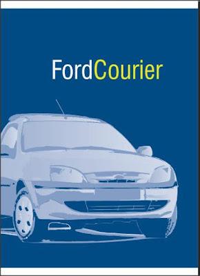 Manual do proprietário Ford Courier