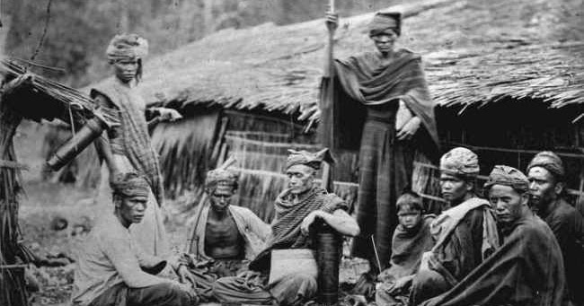 Asal-Usul dan Persebaran Nenek Moyang Bangsa Indonesia (Lengkap) -  Habibullah Al Faruq