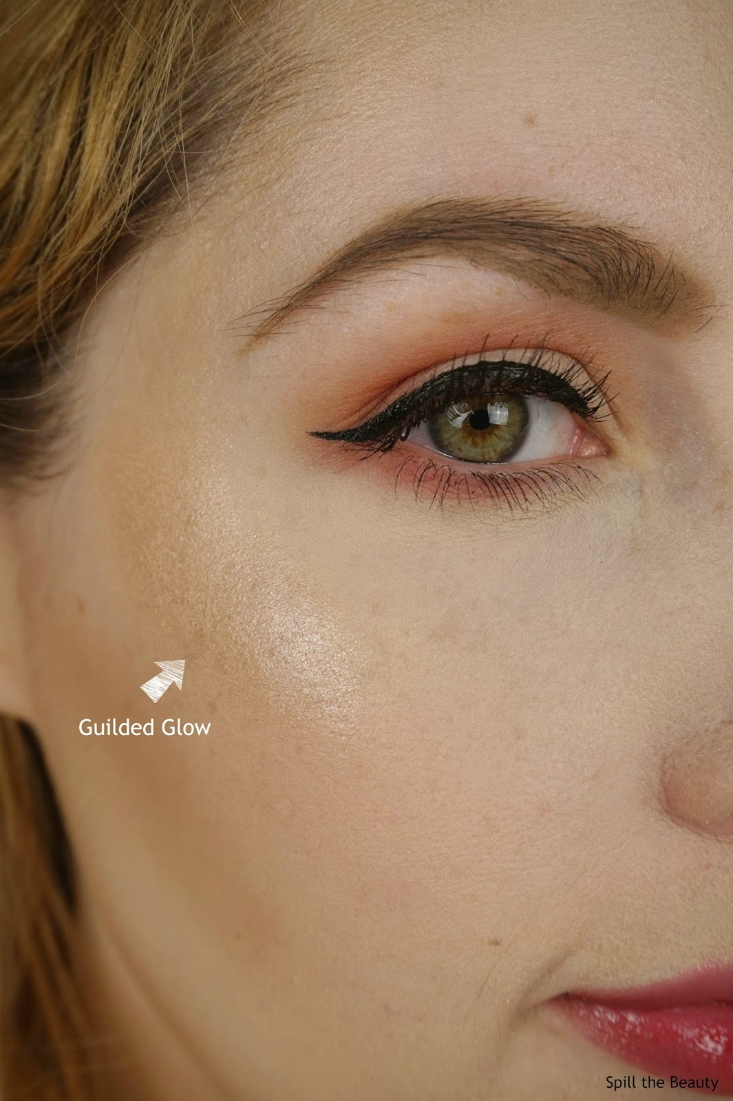 wet n wild hello halo liquid highlighter review swatches halographic halo goodbye rosy and ready guilded glow goddess glow go with the glow