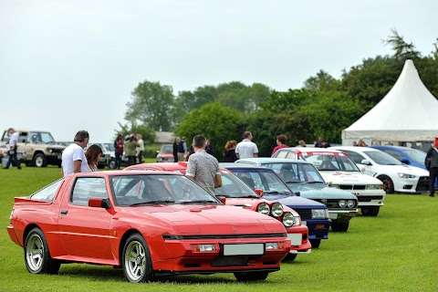 Mitsubishi Motors Centenary Tour