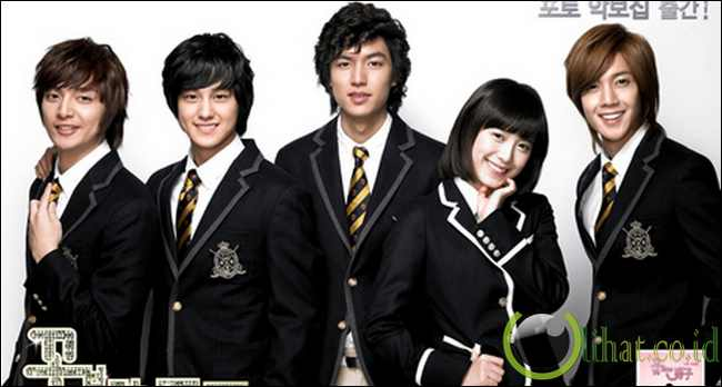 Paradise (T-Max - Boys Before Flower)