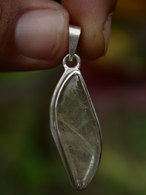 rutile quartz