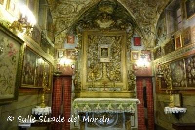 Montepulciano madonna querce
