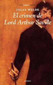 Portada Libro completo El crimen de Lord Arthur Saville Descargar pdf gratis