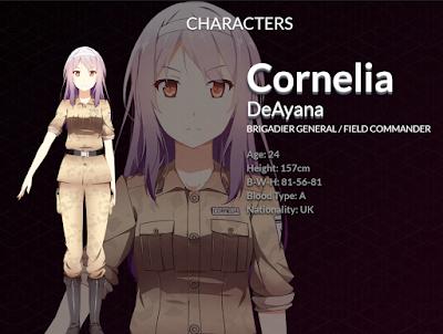 Cornelia DeAyana