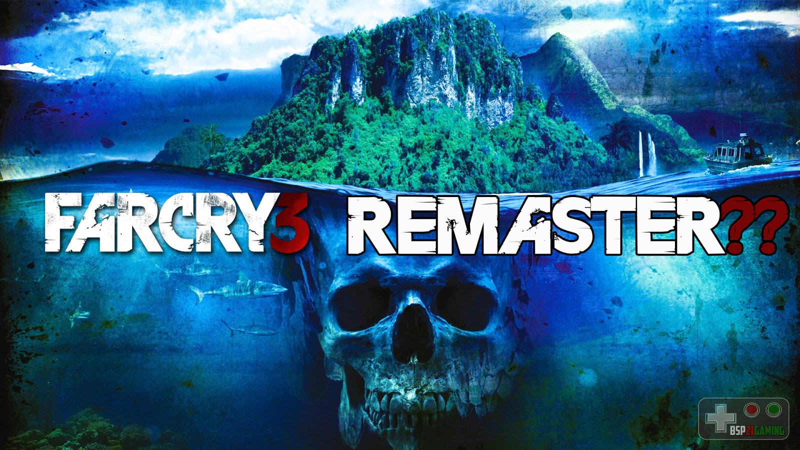 Bsp21gaming Ubisoft Teases Rook Island Poster From Far Cry 3