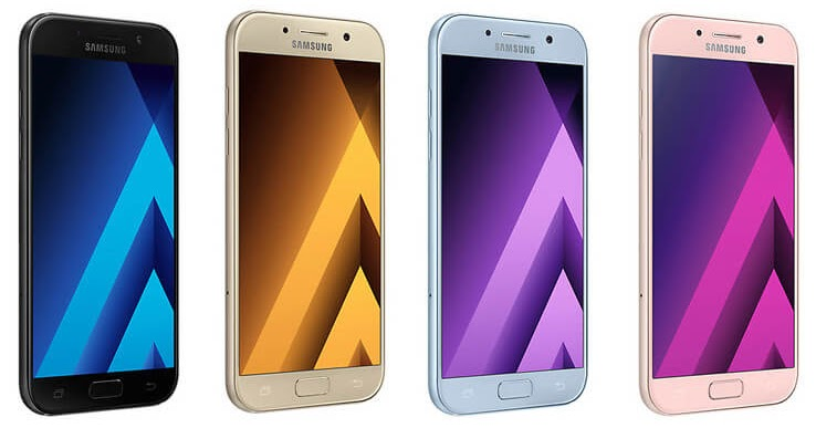 Root Galaxy A5 2017 SM-A520W Android 6 0 1